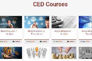 Portfolio for Learning Management System(LMS).