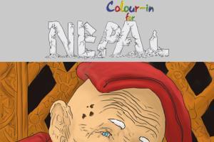 Colouring book-illustration