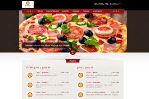 The Restaurant website