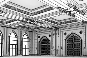 Portfolio for Architectual Modeling