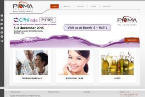 Portfolio for Beauty Website