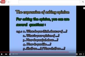 Portfolio for Video Editing for Educational Purposes