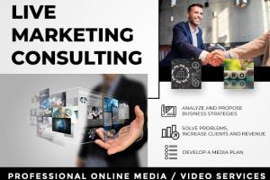 Portfolio for ONLINE MARKETING CONSULTING