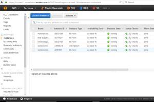 Portfolio for AWS EC2,RDS,S3,CloudFront/Java/Linux/SQL