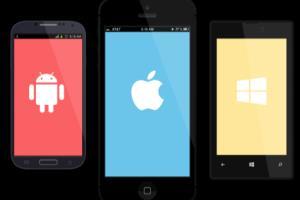 Portfolio for Mobile Apps Developpment