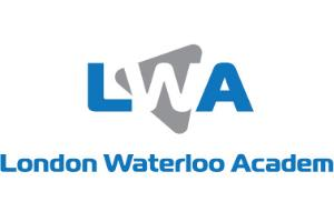 Logo for London Waterloo Academy
