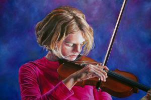 Portfolio for Illustrator and portrait artist