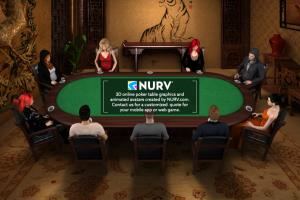 Portfolio for 3D Online Casino & Poker Graphic Design