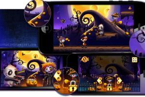 Portfolio for Mobile game designs