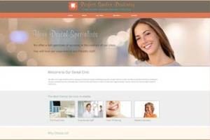 Portfolio for Responsive Web Design, Custom Wordpress