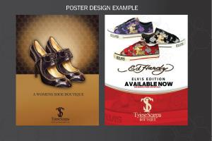 Portfolio for Digital and Print Poster Design