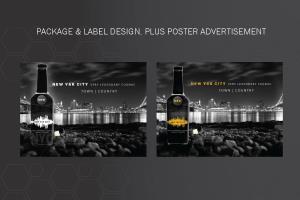 Portfolio for Label & Package Design