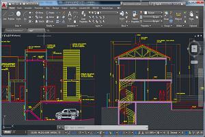 Portfolio for Construction& building plans draftsman