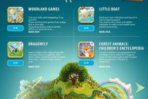 Portfolio for UNITY 3D GAMES DEVELOPMENT