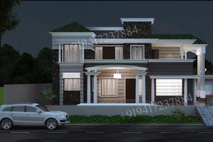 Portfolio for 3D ARCHITECTURAL RENDERING