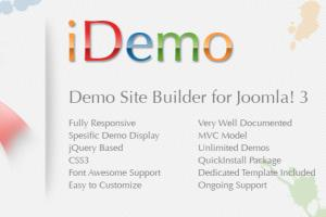 Portfolio for Joomla! extension development