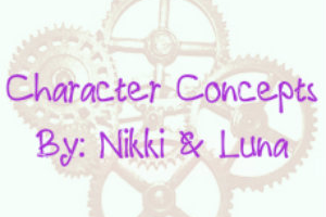 Portfolio for Character Concepts By: Nikki & Luna
