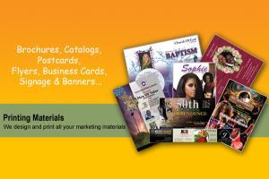 Portfolio for Marketing Promotions