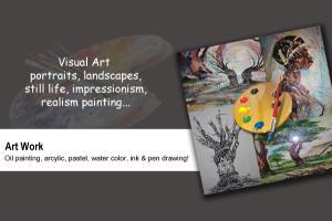 Portfolio for Visual Art Work