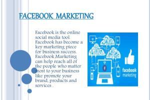 Portfolio for Facebook Marketing | twitter marketing |