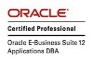 Portfolio for Oracle Apps DBA (8+ years )