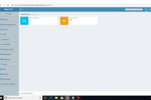 Portfolio for School Management Software