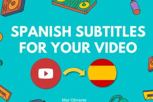 Portfolio for Add Spanish subtitles to your video