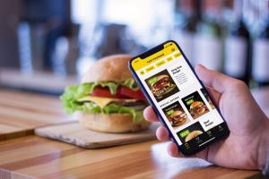 Ready Food Ordering app delivery boy app in indore, IN by