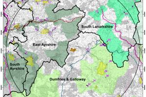 Portfolio for GIS & Mapping