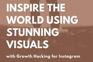 Portfolio for Growth Hacking for Instagram