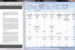 Collecting info from PDF and put them into Spreadsheet