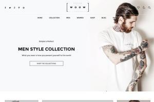 Portfolio for WordPress Website (E commerce)
