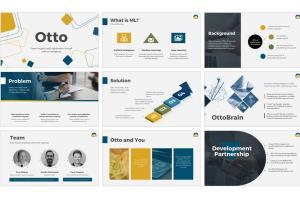 Portfolio for Presentation Design