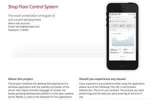 Portfolio for Expert Laravel 5 | Lumen | PHP | Angular