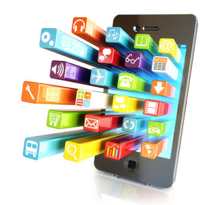 Portfolio for Android/IOS application development