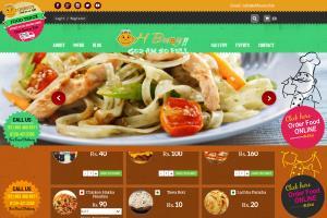 Portfolio for PSD to WordPress Theme Conversion