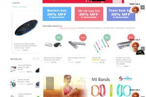 Portfolio for E-Commerce Portal Development