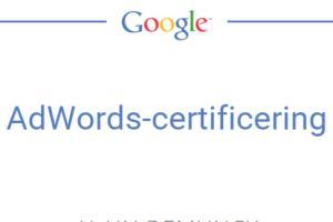 Portfolio for Certified Google AdWords Specialist