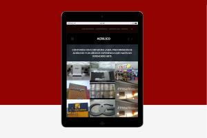 Portfolio for Graphic / Web Designer