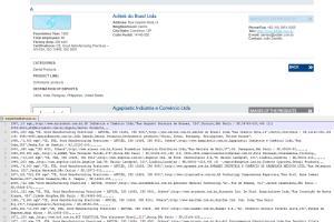 Portfolio for web scraping, data mining, web crawling