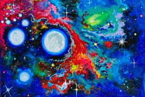 Portfolio for Interstellar Galactic Visionary Art