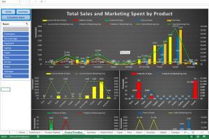 Portfolio for Microsoft Excel Charts | VBA |