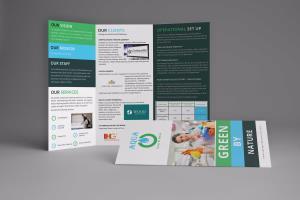 Portfolio for Design Professional Business BROCHURE