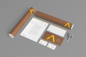 Portfolio for Experienced Graphic Designer with Flair
