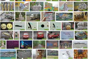 Portfolio for Selling high quality stock photographs