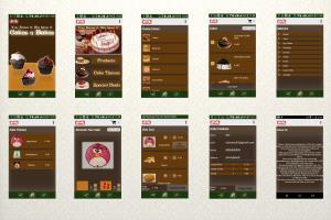 Portfolio for Branding and Web Design