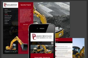Portfolio for Design, html css wordpress development