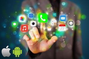 Portfolio for Develop Mobile applications.