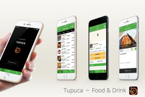 Tupuca - Food Delivery App