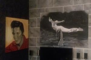 Portfolio for Professional mural Artist/Portraits